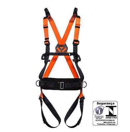 Cinturão Paraquedista ABD Reg. Total Porta Ferramentas Mult2010A