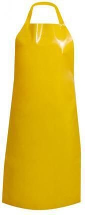 Avental de Trevira KP400 Amarelo - 1,20 x 0,70