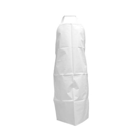 Avental de Trevira KP400 Branco - 1,20 x 0,70
