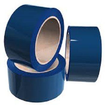 Fita De Demarcação Azul 48mm X 30mts - Plastcor