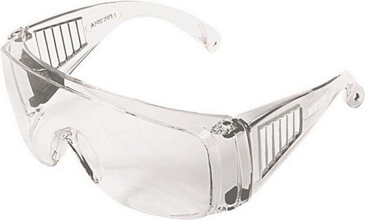 Oculos Seguranca Sobrepor Persona Lente Incolor  CA 16462