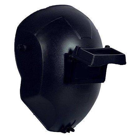 Mascara De Solda Polipropileno Com Visor Articulado - Carneira Com Catraca