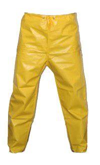 Calça Pvc Forrado Standard Amarela