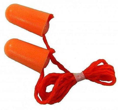 Protetor Auricular Espuma C/ Cordão 3m Ref 1110
