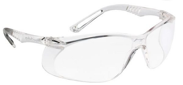 Oculos De Protecao Ss5 Incolor Anti Risco - Super Safety