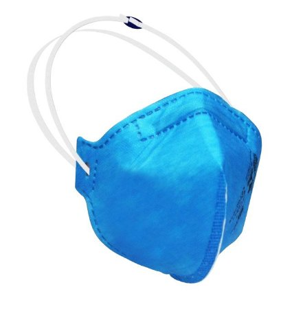 Respirador Semifacial Descartável PFF2-S SAYRO CA 39643