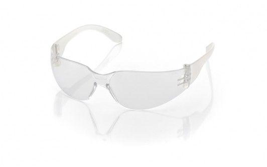 Oculos Vvision 200 Transparente Antirrisco Ca 42717