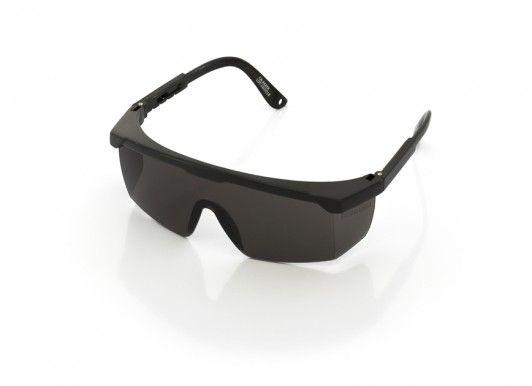 Oculos Vvision 100 Lente Cinza Antirrisco Ca 42716