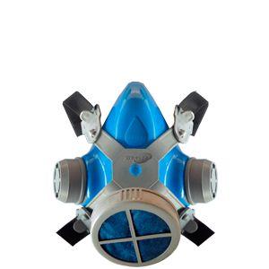 Respirador Semi Facial Mastt 2401 com Filtro P2 Alltec