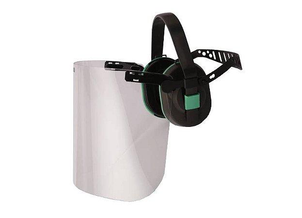 Kit Mecanização Leve com Protetor Facial e Abafador Libus