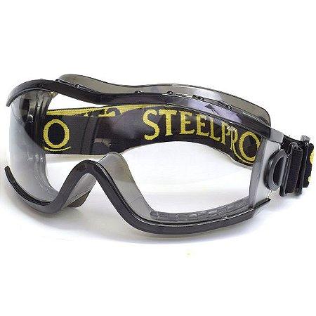 Oculos ampla visao Everest lente incolor danny ca 19628