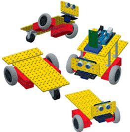 Kit chassi para robô móvel mustang