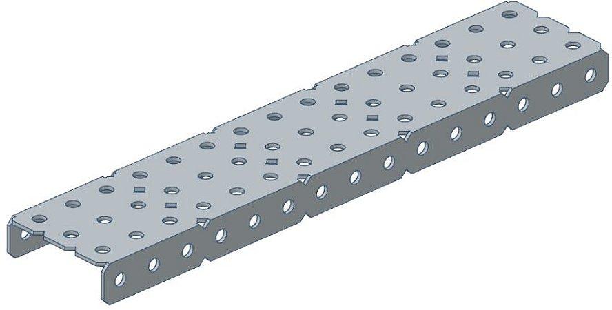 Conjunto Plataforma U 5C-X15 (1x3x1)