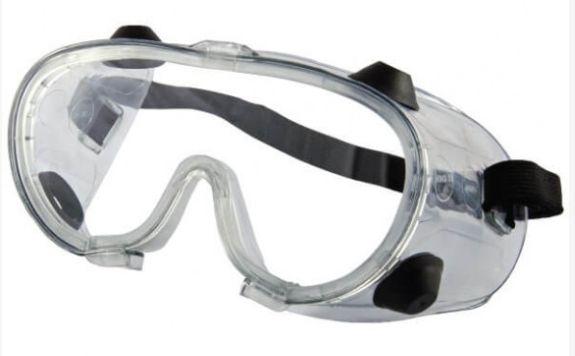 Óculos de Segurança Rã Valvulado Incolor C.A.11285 - KALIPSO