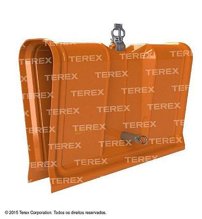 RC406-0009 - Cobertura protetora para chave fusivel 26,4KV