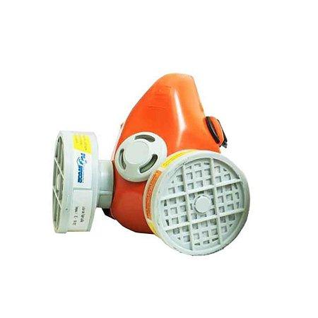 Respirador Semi-Facial Para Dois Filtros - C.A 34776