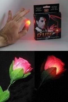 Rosa de Luz + D-lite