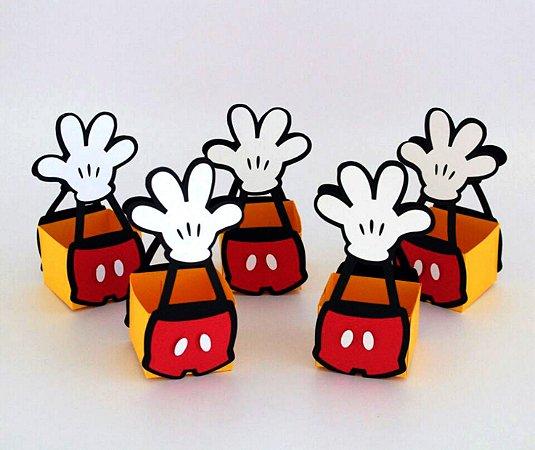 5 caixas-balão Mickey