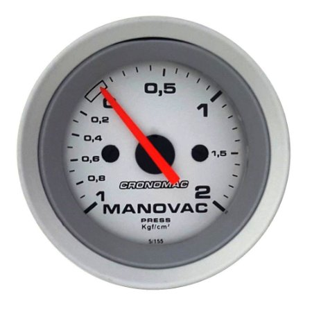 caa2b1cf113 Manovacuômetro 52mm -1kg +2kg Racing - GTO SHOP
