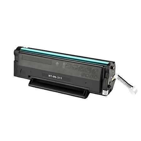 Toner NT-PB211 para impressora Pantum Elgin