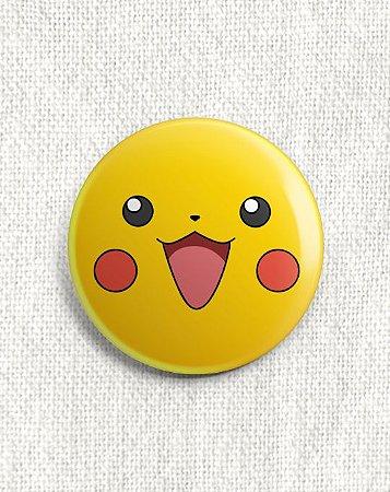 Boton Pikachu - Pokémon