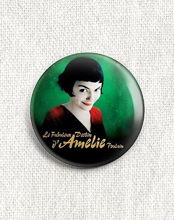 Boton O Fabuloso Destino de Amelie Polauin