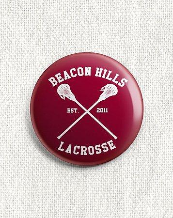Boton Teen Wolf - Beacon Hills Lacrosse
