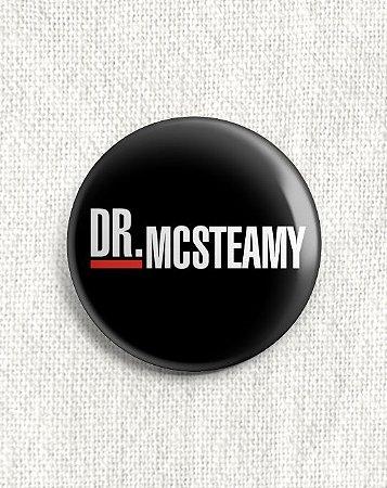 Boton Dr. Mcsteamy