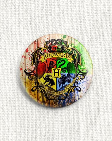 Boton Harry Potter - Hogwarts