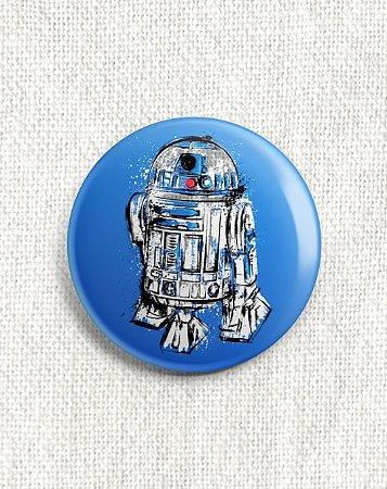 Boton Star Wars - R2D2