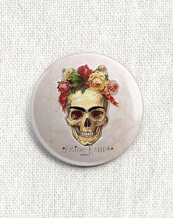 Boton Frida Kahlo
