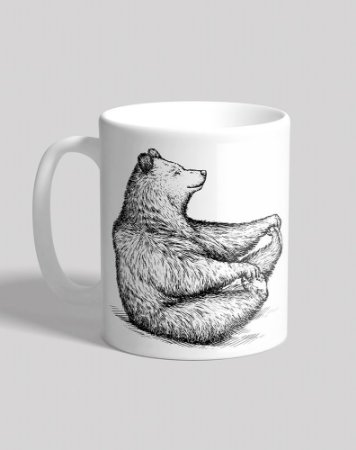 Caneca Urso (Need Some Honey)