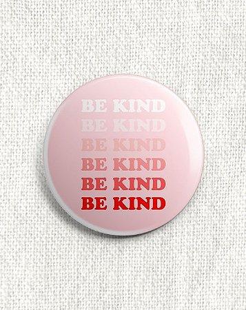 Boton Be Kind