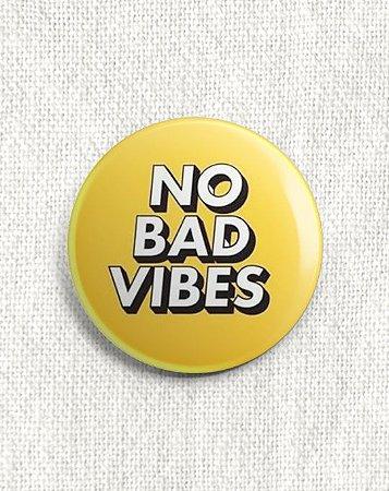 Boton No Bad Vibes