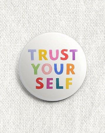 Boton Trust Yourself
