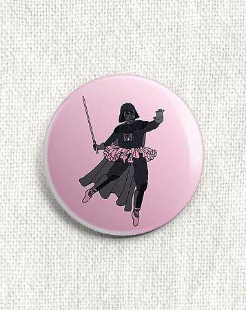 Boton Darth Vader
