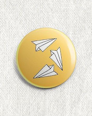 Boton Aviões de Papel