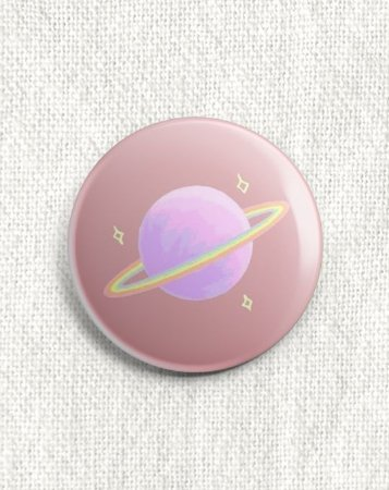 Boton Saturno