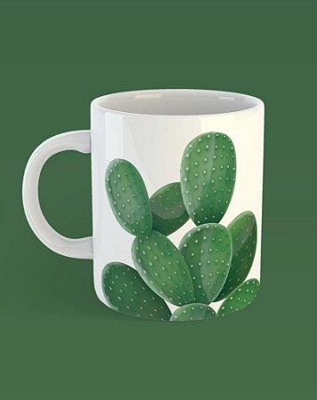Caneca Cactus