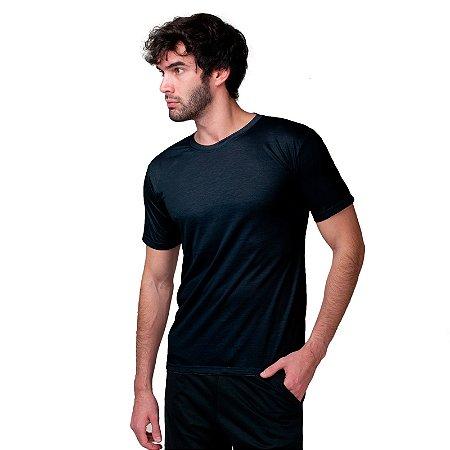 Camiseta Masculina Dry Fit Part.B Preta