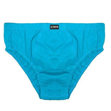 Cueca Slip Infantil Part.B Azul Claro