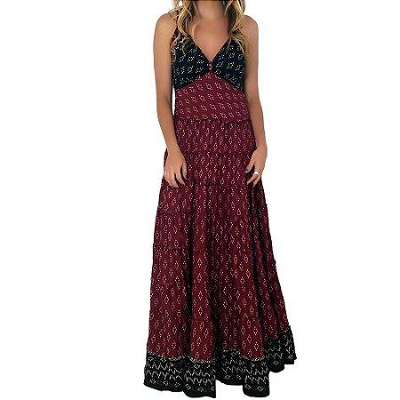 Vestido Indiano Ghat