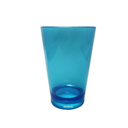 Copo Caldereta Azul 360ml - Poliestireno Acrílico PS
