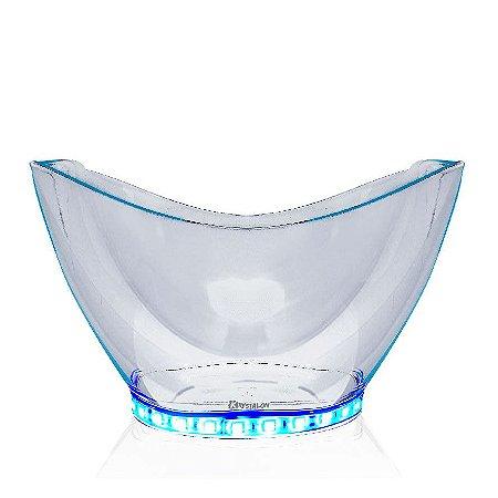 Champanheira de acrilico com LED – Acrilico PS Transparente