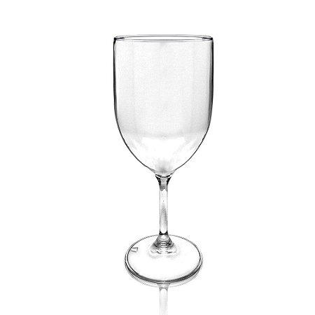 Taça Vinho 400ml - Acrilico