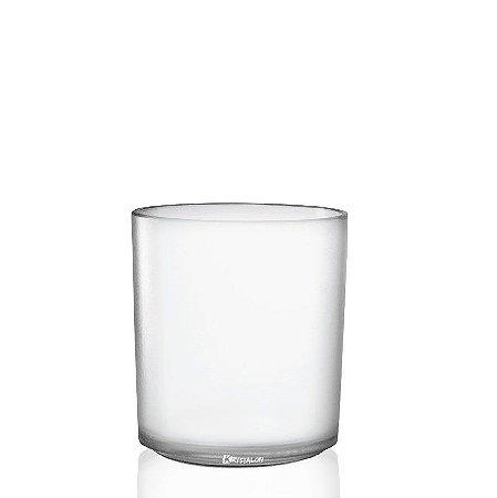 Copo On The Rocks Whisky 300ml - Acrílico Texturizado