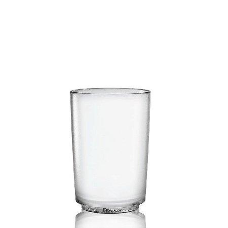 Copo Short Drink 200ml - Acrílico Texturizado