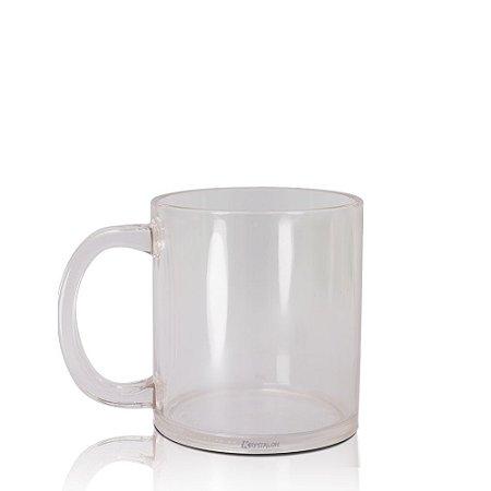 Caneca de chá 300ml – Policarbonato