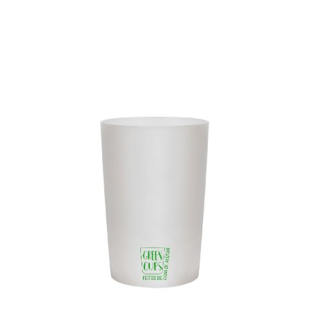 Green Cups 200ml - Copo Eco Cana de Açúcar