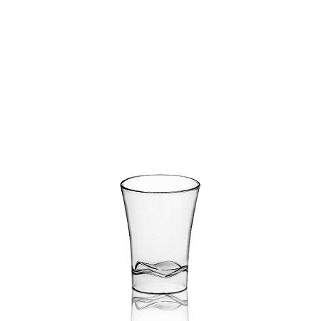 Copo Shot Tequila 50ml -  Poliestireno Acrilico PS